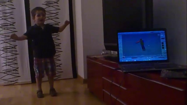 Kinect and Softimage